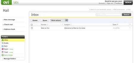 Mail on Ovi by Nokia - Inbox.jpg